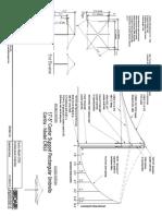 CR53 Framing & Footing - Birdair Imperial