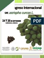 1er Congreso Internacional de Jatropha Curcas L