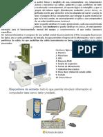 Hardware y Software. Conceptos básicos