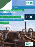 FAO Los biocombustibles y la seguridad alimentaria.pdf