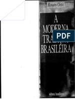 A Moderna Tradiçao Brasileira - Renato Ortiz