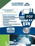 Brochure Escuela Superior 2016