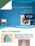 Calidociclos y Poliedros.pdf