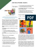 Pruebas Saber de Recuperacion Pumarejo Sextos Civica