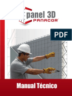 Manual Panel 3d