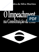O Impeachment Na CF 1988 Ives Gandra