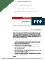 Diplomado Gestión Ágil de Proyectos Con SCRUM