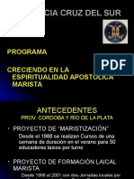 CruzDelSur.ppt
