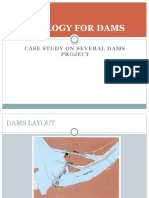Geology for Dams