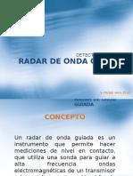 Detector de Nivel de Radar de Onda Guiada