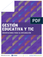 02 -Gestion Educativa y Tic