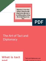 Diplomacy STTS