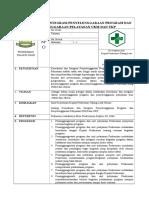 SPO Koordinasi Dan Integrasi Penyelenggaraan UKM Dan UKP