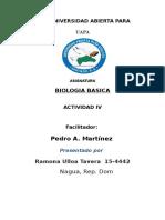 Biologia-Basica Tarea 4