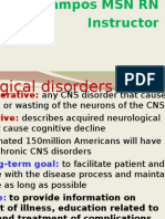 MS2 Neuromuscular Disorders
