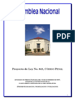 Ley 641 - Codigo Penal de Nicaragua.pdf