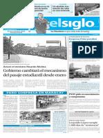 Edicion El Siglo 15-11-2016