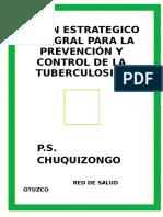 Plan Estrategico Transmisibles p.s. Chuquizongo 2016