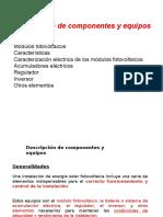 10.2 Descripcion de Componentes y Equipos