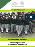 Guia Secundaria Cte 2016