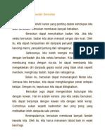 Karangan Fakta faedah bersukan.doc