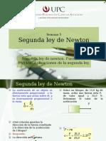 2a Ley de Newton