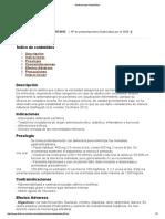 Medicamento Pentoxifilina 2015