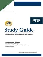 Apr Study Guide
