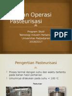 Pasteurisasi