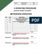 Operations OSOP