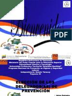 Diapositiva Delegados de Prevencion
