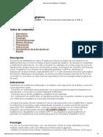 Medicamento Pioglitazona + Alogliptina 2015