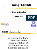 Tango Introduction