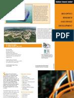Bio-Optics Reserach and Deveice Development