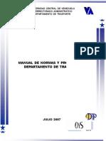 Manual Del Dpto Transporte