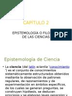 Cap 2 Epistemologia