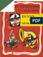 Dunno Musician