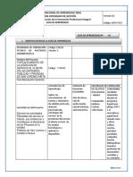 GFPI-F-019 Guia Aprendizaje Servicio Al Cliente - 2016