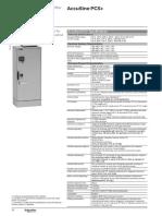 AccuSine PCS+ PFV+ Datasheets A4