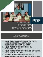 Capacitación Centro de Recursos Tecnológicos