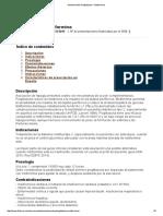 Medicamento Pioglitazona + Metformina 2015