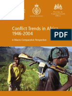 Conflict Trends Africa 2006 Mg Marshall