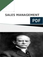 1) Sales Intro
