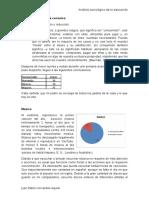 Análisis Del Diario de Consumo