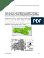 peta topografi & corografi - teknik sipil - universitas gunadarma - i kadek bagus widana putra