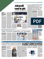 TuttoSport 15-11-2016 - Calcio Lega Pro