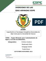 Informe-Fogón