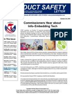 Twych Discusses Innercell Technology with the CPSC