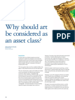 Art as an asset class