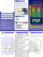ATCM 2010 Sponsorship Form